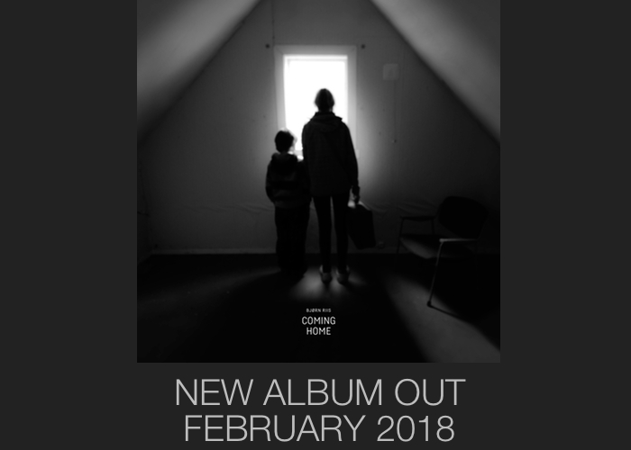 Bjørn Riis new album coming home 2018