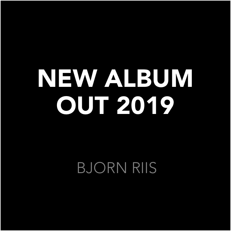 Bjorn Riis new album 2019